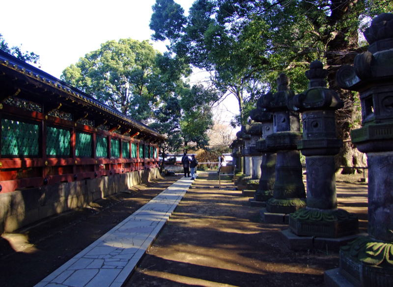 toshogu shrine ueno